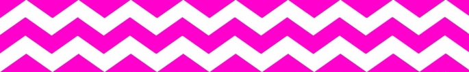 Neon pink hot chevron background paper pattern